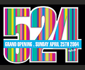 524 Grand Opening - 1500x2100 graphic design