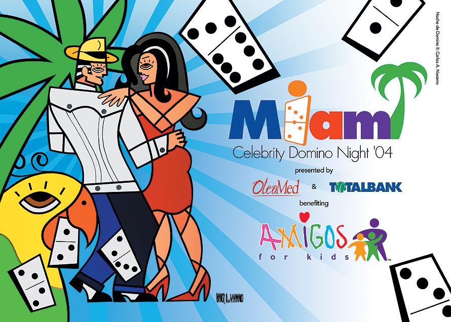 Noche de Domino II: Celebrity Domino Night