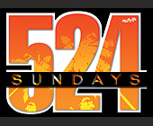 524 Sundays - tagged with clipping mask