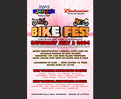 Bike Fest - tagged with space is limited