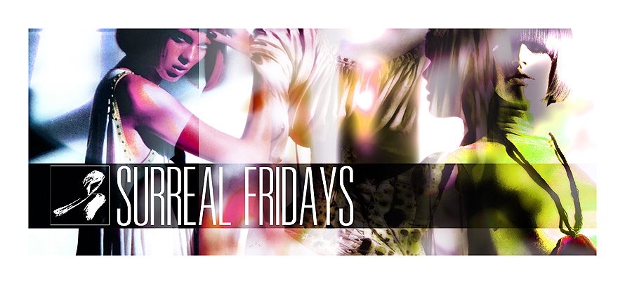 Surreal Fridays Rumi Restaurant and Lounge