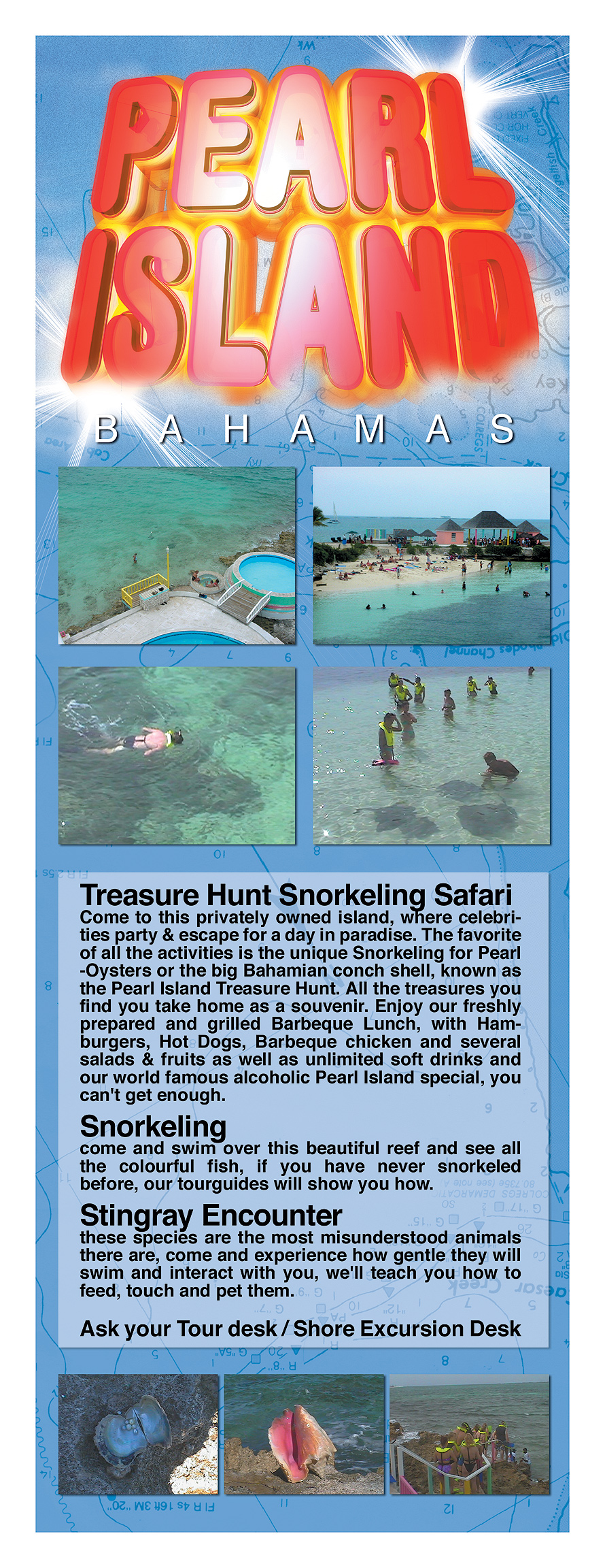 Treasure Hunt Snorkeling