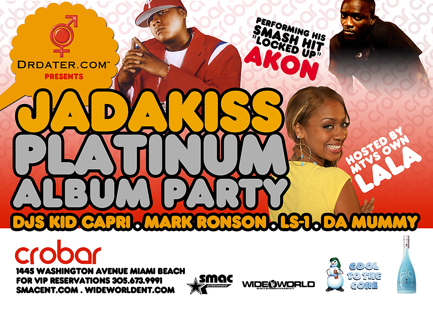 Jadakiss Platinum Party
