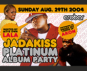 Jadakiss Platinum Party - tagged with for vip reservations