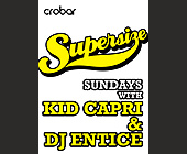 Sundays with Kid Capri and DJ Entice - tagged with pappa keith