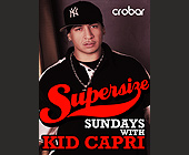 Sundays with Kid Capri - tagged with for more info and vip table reservations
