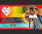 Love Story Jeans - created September 30, 2004