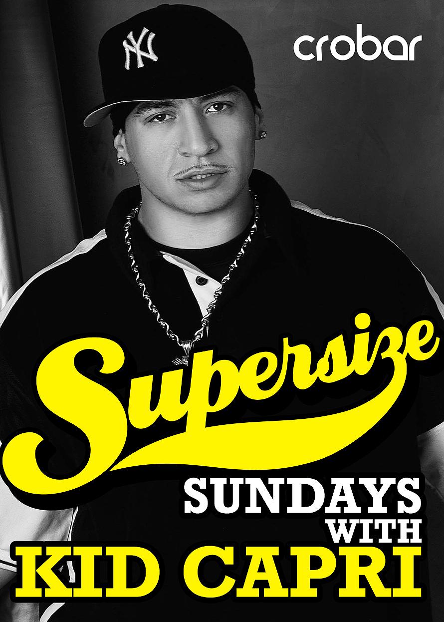 Supersize Sundays