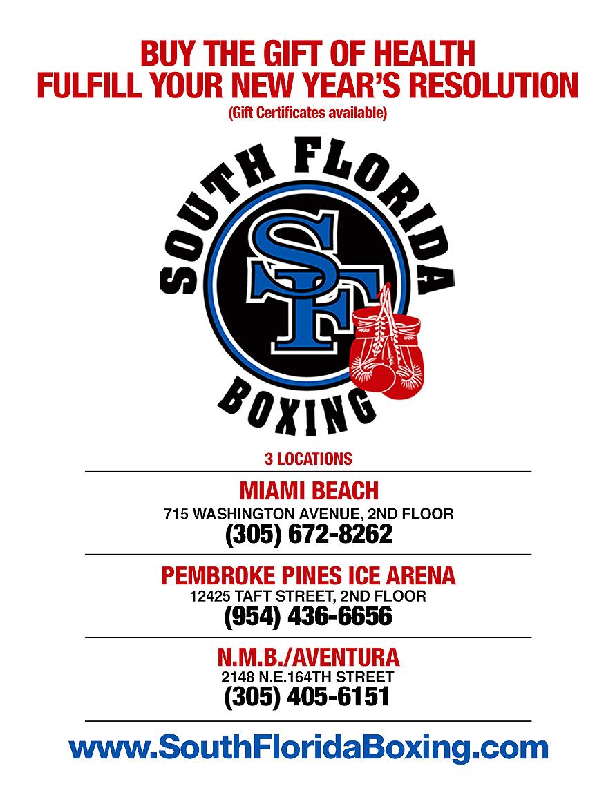 South Florida Boxing Gym
