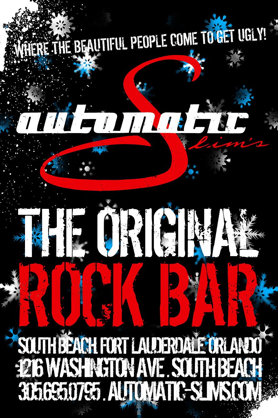 The Original Rock Bar Automatic Slims