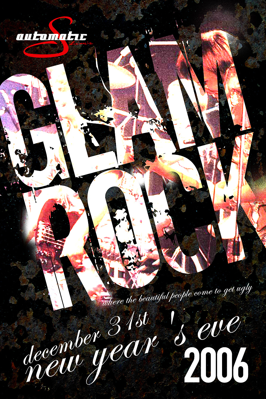 Automatic Slims Glam Rock