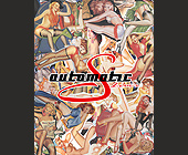 Automatic Slims - 4.25x5.5 graphic design