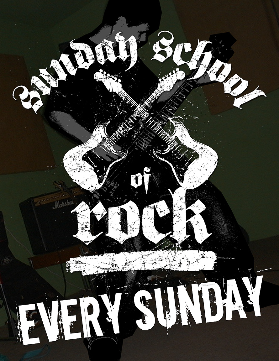Sunday School of Rock