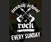 Sunday School of Rock - tagged with present