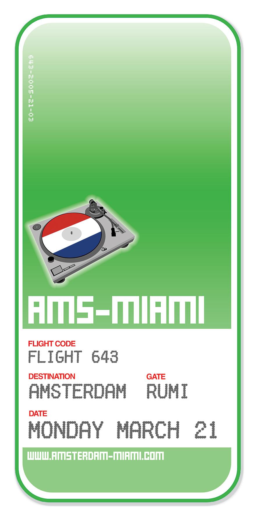AMS-Miami at Rumi