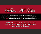 Walk N Klass - tagged with rentals
