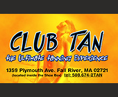 Club Tan The Ultimate Tanning Experience - tagged with massachusetts