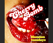 Cherry Bomb Mansion - tagged with lips