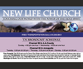 New Life Church Touching Our World - 3.71 MB graphic design