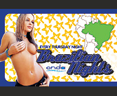 Onda Lounge Brazilian Nights - tagged with no cover