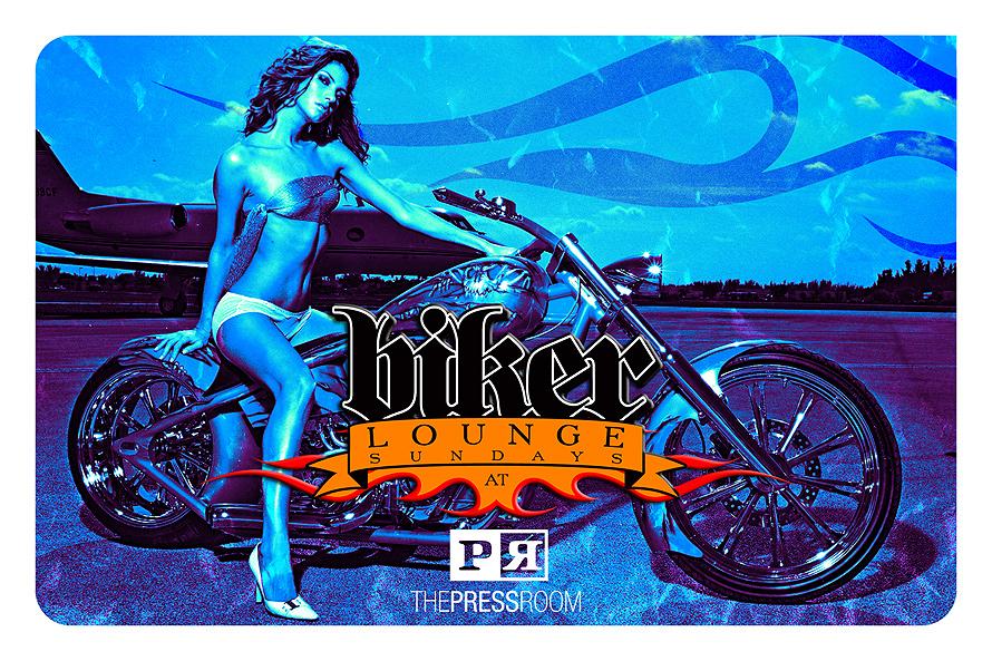Biker Lounge at The Press Room