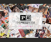 The Press Room Thursdays  - created August 2005