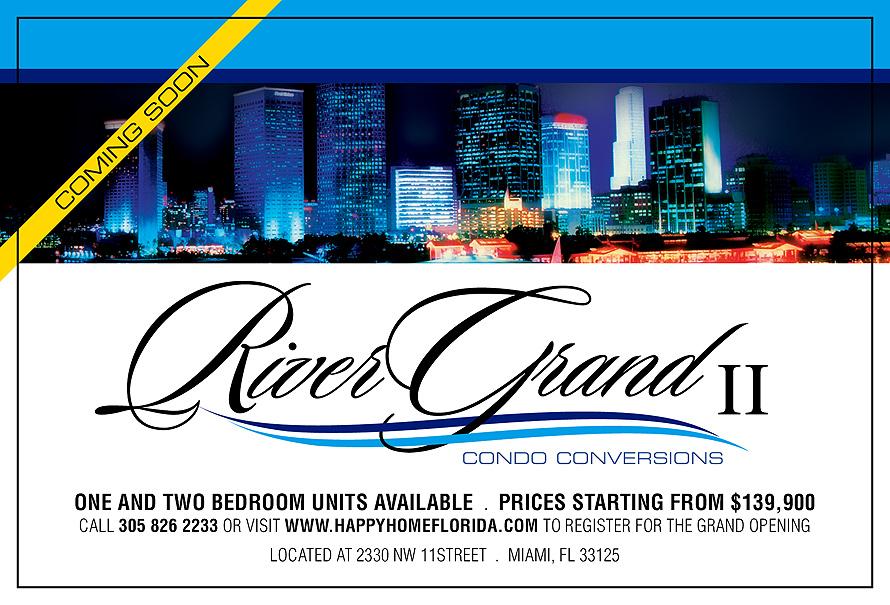 River Grand II Condo Conversions
