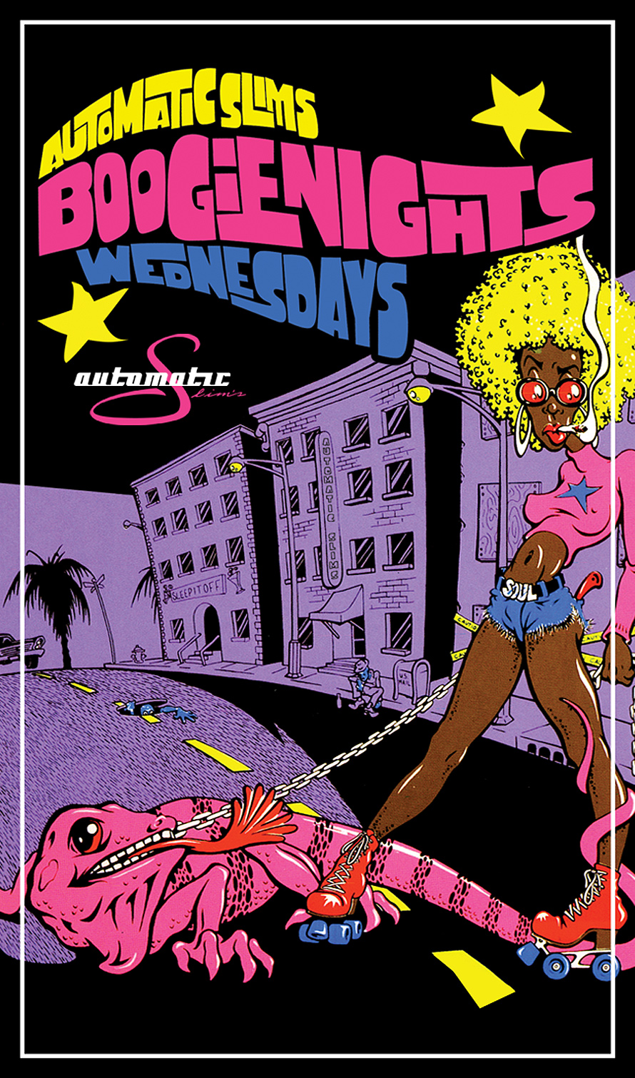 Automatic Slims Boogie Nights Wednesdays