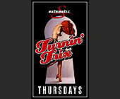 Turnin' Trix Thursdays  - 538x913 graphic design