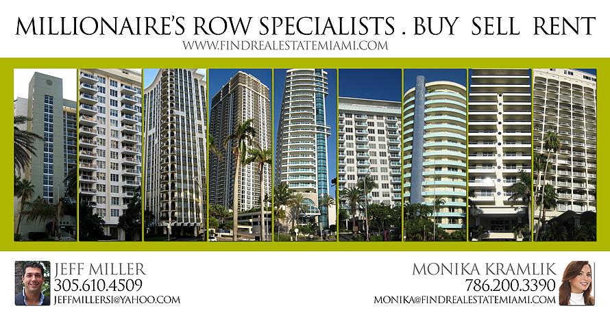Millionaires Row Specialists