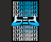 LS-One Fly Saturdays - Party Graphic Designs