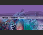 Perez Bookkeeping Service - tagged with coins