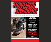 Traveling Sneakers - created November 15, 2006