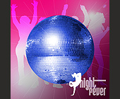 Night Fever  - tagged with disco ball