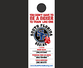 South Florida Boxing Gym - 2750x1063 graphic design