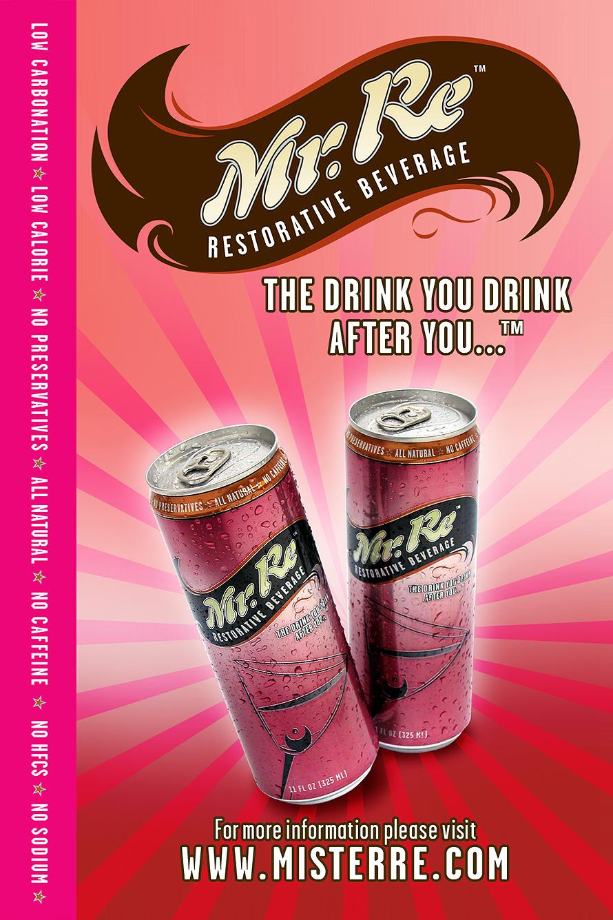 Mr. Re Restorative Beverage