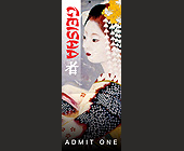 Mykel Stevens Presents Sneak Preview Geisha - tagged with mykel stevens