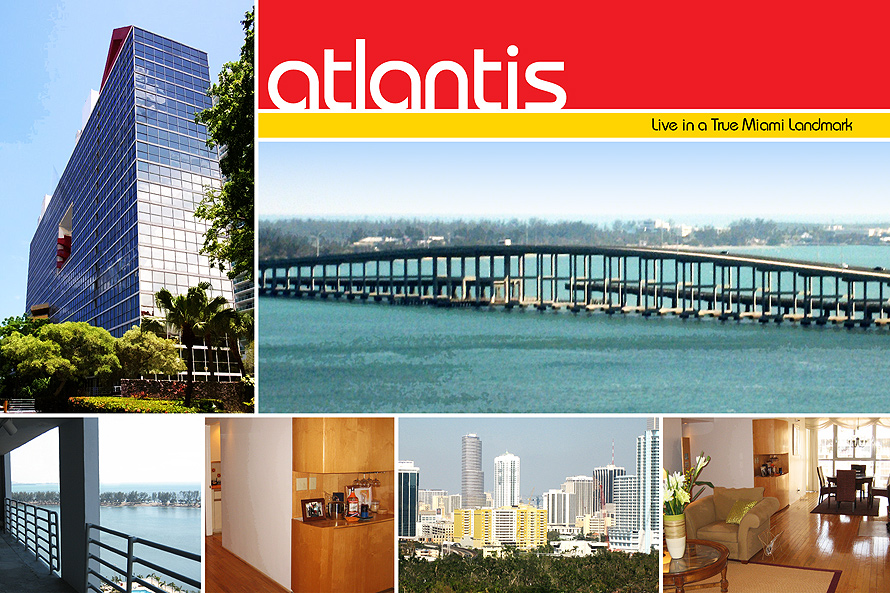 Atlantis Live in a True Miami Landmark