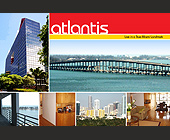 Atlantis Live in a True Miami Landmark - Travel and Lodging Graphic Designs