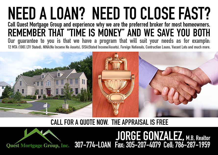 Quest Mortgage Group, Inc