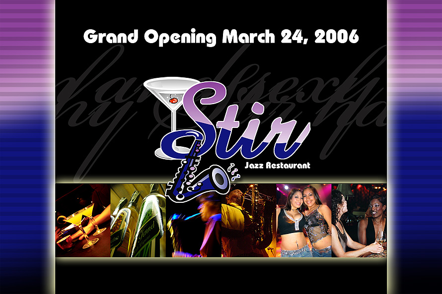 Stir Jazz Restaurant