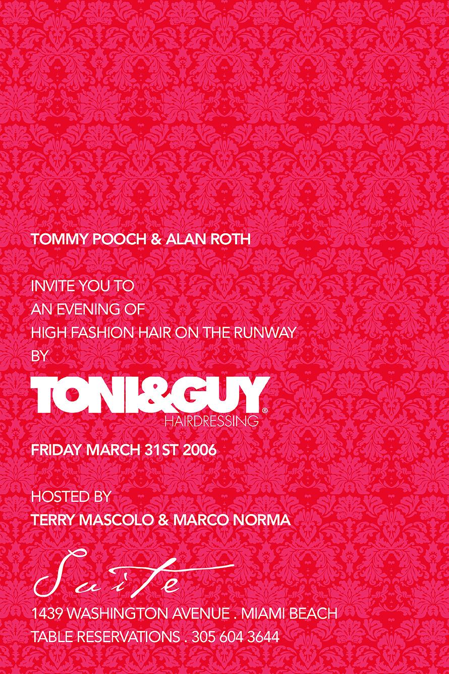 Toni and Guy High Fashion Hair