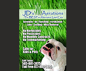 JD's Aerations Alternative Lawn Care - created March 08, 2006