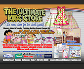 The Ultimate Kids Store - Bahamas Graphic Designs