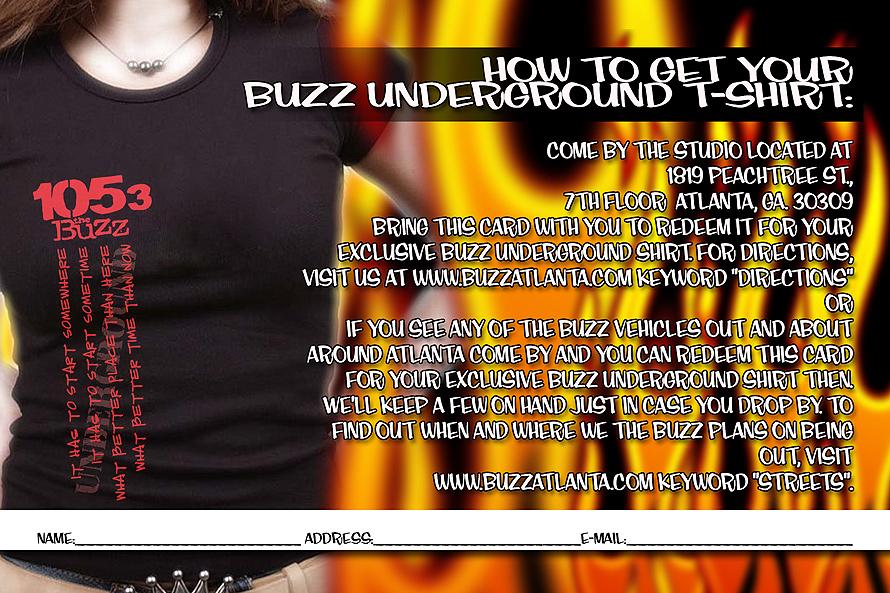 Underground 105.3 Buzz