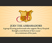 Join The Ambassadors - Charity and Nonprofit Graphic Designs