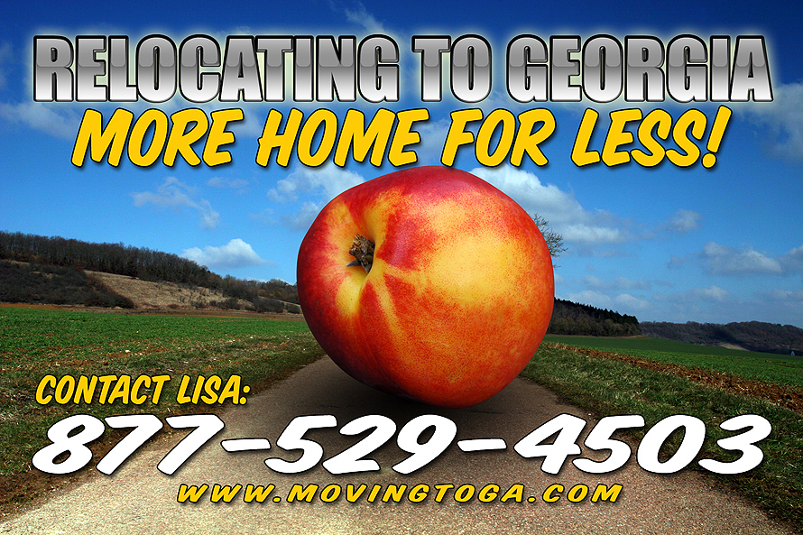 Relocating to Georgia More Home For Less