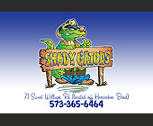 Shady Gators Harbor Hop - Missouri Graphic Designs