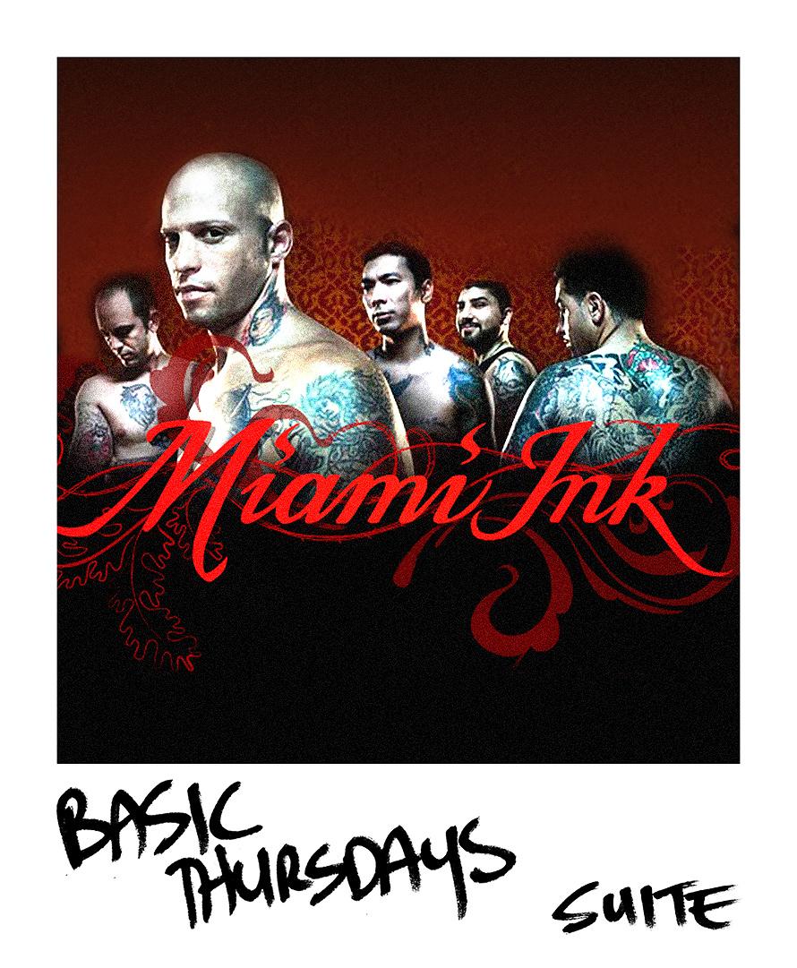 SMAC Basic Thursdays Miami Ink