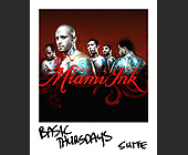SMAC Basic Thursdays Miami Ink - tagged with males